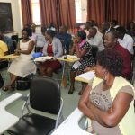 Makerere University community discuss National Health Insurance